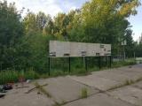 Возле места крушения польского самолета под Смоленском установили стенды