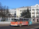 Депутаты выделят троллейбусникам 40 млн рублей