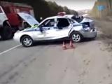 Полицейские в Чувашии повели себя агрессивно со свидетелем ДТП с участием патрульной машиной