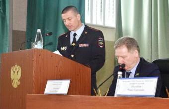 Новым начальником полиции Чебоксар стал бывший командир СОБРа