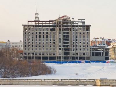 «Бинбанк» готов продать «Одис Отель»