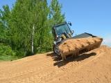 В Вурнарском районе фермер с подачи местной власти незаконно добывал песок
