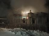 Пожар в Моргаушском районе: трое погибших