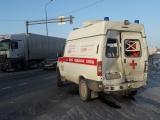 В Цивильске фура столкнулась с машиной «скорой помощи»
