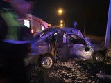 Два человека погибли в ночном ДТП у Лапсар