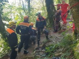 Турист из Чебоксар сорвался со скалы на Кавказе и выжил