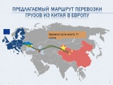 Украина и «новый шелковый путь»