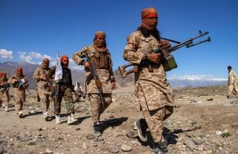 Бойцы «Талибана» уже у границ Таджикистана, Узбекистана и Туркмении