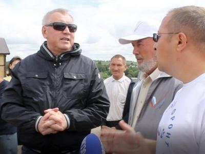 «Фронтовики» требуют от олигарха Ермолаева беречь природу