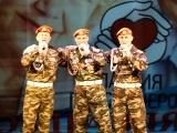 Партия Пенсионеров собрала чебоксарцев на самый патриотичный праздник