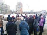 Нижегородцы против застройки сквера памяти погибших милиционеров
