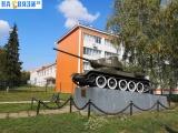 Танк хотят снять с постамента для парада Победы в Чебоксарах