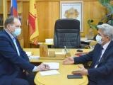 Главы администраций Шумерли и Шумерлинского района готовы объединить муниципалитеты
