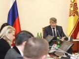 Глава Чувашии Николаев считает хорошим признаком… рост заболеваемости коронавирусом