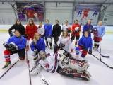 В Чувашии появился женский хоккей